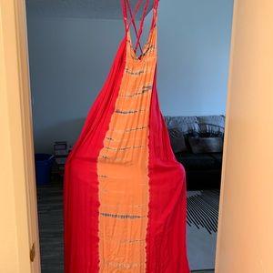 Rozy maxi dress. NWT.